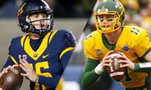 Jared Goff vs Carson Wentz, who do you pick? Photo credit: USA TODAY Sports