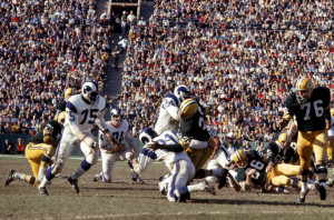 Eddie Meador #21/ Photo credit: Getty Images.