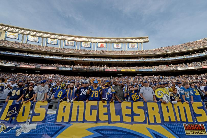 Is There Any Real Buzz For The Rams In Los Angeles Rams