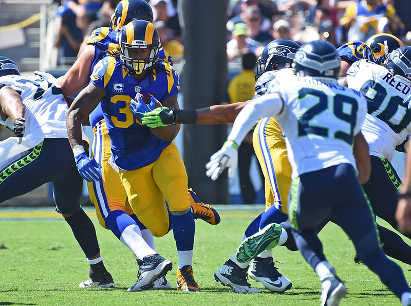 Ep 2017 21 Week 5 Preview Los Angeles Rams Face The
