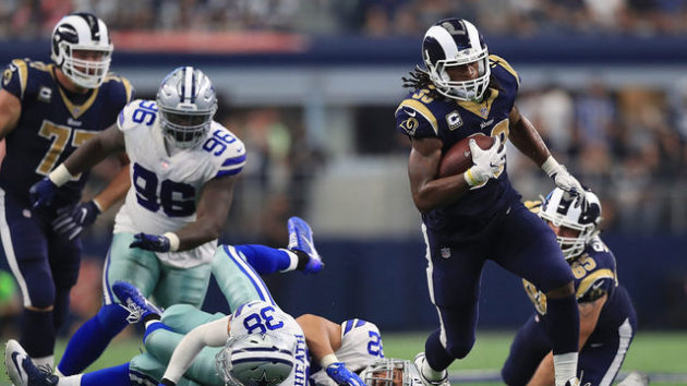 Ep  2019:4 – Dallas Cowboys vs  L A  Rams Playoff Preview