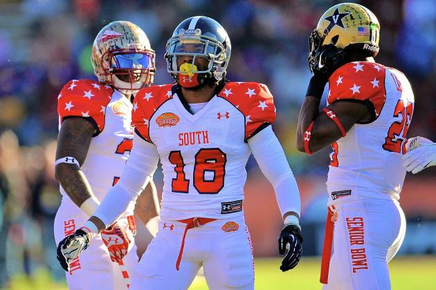 95d6ca3a8 10 Players For Los Angeles Rams to Watch at Senior Bowl - Rams Talk