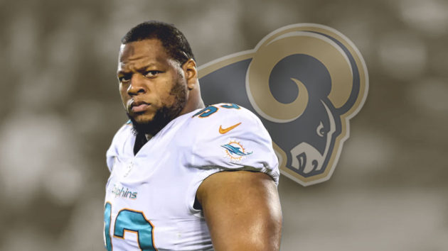 d2bca2932 DT Ndamukong Suh will bring the pain for the L.A. Rams - Rams Talk